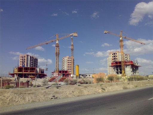 توسعه قالب های ساختمانی آپادانا بنا