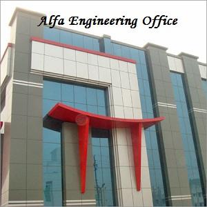 دفتر مهندسی الفا