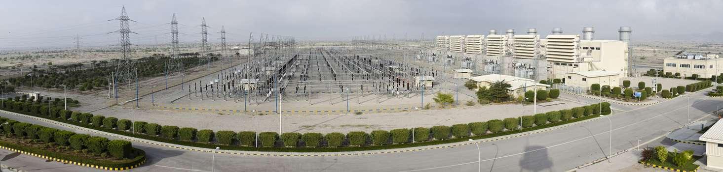 شرکت مدیریت تولید برق خلیج فارس