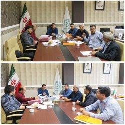 جلسه هیات عالی سرمایه گذاری و مشارکت شهرداری اسکو برگزار شد.