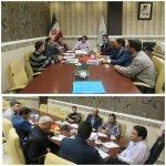 برگزاری دومین جلسه کمیته درآمد شهرداری اسکو