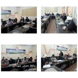 حضور روابط عمومی شهرداری شوشتر در جلسه کمیته فرهنگی رونمائی از مستند شهید کجباف