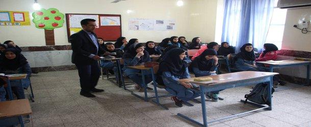 برگزاری کلاس آموزش و مانور ایمنی توسط سازمان آتش نشانی و خدمات ایمنی شهرداری مسجدسلیمان