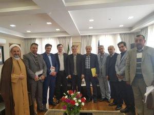دیدار با وزیر محترم فرهنگ و ارشاد اسلامی / پیگیری موضوعات فرهنگی شهر