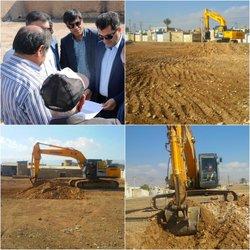 رئیس کمیسیون عمران، حمل و نقل و ترافیک: بوستان ۱۰ هزار متر مربعی در محله شیخ علی چوپان احداث میشود