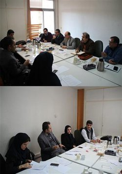 تشکیل جلسه کمیسیون انرژی، استاندارد مصالح و محیط زیست شورای مرکزی
