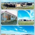 فاز اول پروژه ۴۹ واحدی روستا – شهر چاپقلی تا پان سال به بهره برداری می رسد.