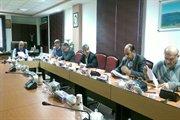 برگزاری جلسه کمیسیون ماده ۵ استان کردستان