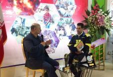 احمد نوروزی عضو شورای شهر مشهد