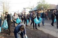 پاکسازی روستای کیسم بالا محله آستانه اشرفیه