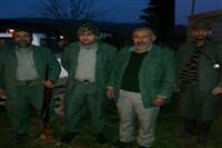 دستگیری شکارچیان غیرمجاز درنوشهر،نور، بابل ،آمل وساری /جمع آوری دام هوایی درفریدونکنار