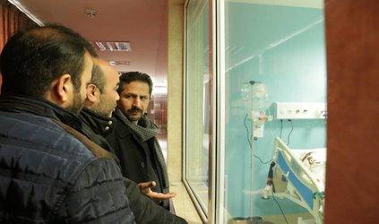"""شهردار تبریز درگذشت پاکبان زحمتکش """"هادی دهقان"""" را تسلیت گفت"""