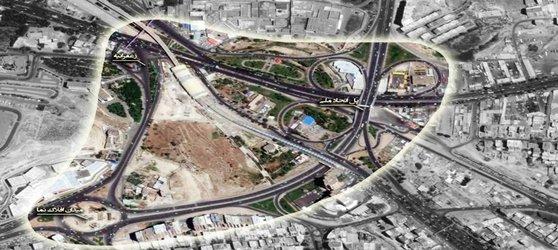 رفع کامل معضل ترافیک حاشیه بلوار شهید باکری با اجرای پل همسان پل کابلی