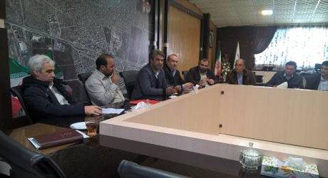 جلسه کارگروه کنترل جمعیت حیوانات ناقل بیماری به انسان در شهرداری برگزار شد.