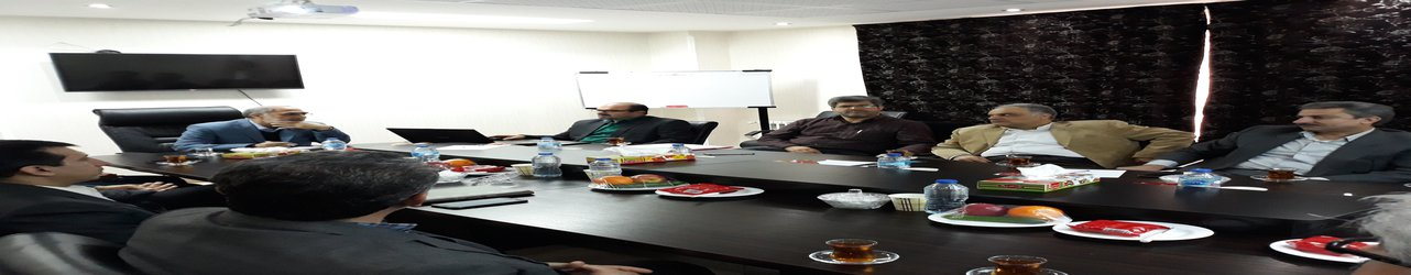 تشکیل جلسه با حضور جناب آقای مهندس آریایی معاونت محترم توسعه مدیریت و منابع انسانی شرکت مادر تخصصی تولید نیروی برق حرارتی و هیات همراه در سالن جلسات شرکت تولید نیروی برق لوشان.