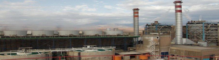 افزایش تولید انرژی در سال ۱۳۹۷ نیروگاه لوشان