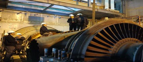 اتمام تعمیرات اساسی واحد ۳ نیروگاه ترکیبی ارومیه