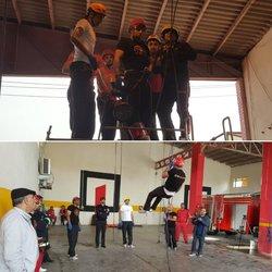 برگزاری دوره آموزشی امداد و نجات سرعتی ویژه آتش نشانان شهرداری خرمشهر