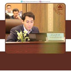 استفاده از ظرفیت سازمان تامین اجتماعی نیروهای مسلح در سرمایهگذاری مشترک با شهرداری شیراز