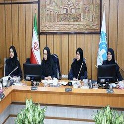 کمیسیون ورزش و سلامت به ریاست دکتر زهرا یوسفی...
