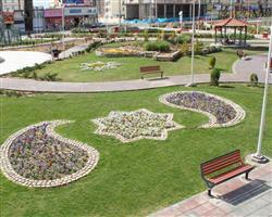 سرانه فضای سبز اکولوژیکی شهر ساوه به ازای هر شهروند ۲۴.۵ متر مربع است