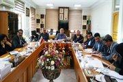 بررسی ۱۶ مورد از موارد جاری سه شهر کلیشاد و سودرجان ، ایمان شهر و فریدونشهر در کمیسیون ماده پنج این هفته استان