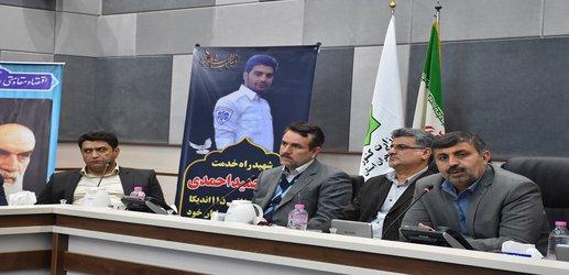 لزوم توجه مدیران استان به هشدارها و اخطاریه های مدیریت بحران