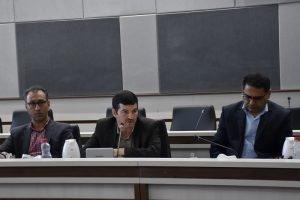 سومین کارگروه تخصصی امداد، نجات و اموزش همگانی مدیریت بحران خوزستان برگزار شد
