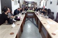 جلسه فرعی کارگروه کمیته پسماند شهرستان استانه اشرفیه برگزار شد