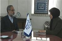 دیدار مدیرکل حفاظت محیط زیست یزد با نماینده مردم شهرستان های تفت و میبد در مجلس شورای اسلامی