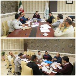 سومین جلسه بررسی کلیات تعرفه عوارض محلی سال۹۸ #شهرداری_اسکو برگزار شد
