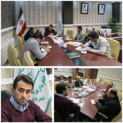 دومین جلسه هیات عالی سرمایهگذاری و مشارکت #شهرداری_اسکو برگزار شد
