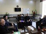 بازدید بازرس کل آذربایجان غربی از سازمان فرهنگی، ورزشی شهرداری ارومیه