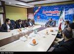 حضور شهردار ارومیه در خبرگزاری تسنیم + گزارش تصویری