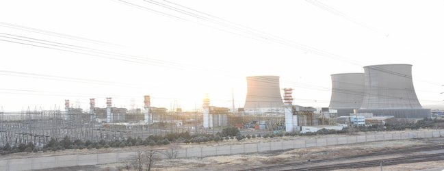بازگشت دوباره واحد شماره ۴ گازی نیروگاه شهید رجایی به مدار سراسری تولید
