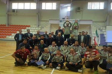 کسب عنوان قهرمانی تیم والیبال و موفقیت کاروان ورزشی مجتمع فارس در هفتمین المپیاد ورزشی کارکنان موسسه