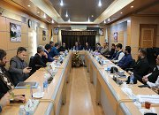 نخستین جلسه بررسی بودجه سال ۱۳۹۸ شهرداری شاهین شهر برگزار شد