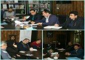 برگزاری دومین جلسه ی کمیته مدیریت شهری و فضا سازی