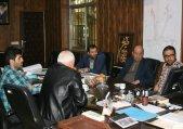 برگزاری جلسه بررسی وضعیت پیشرفت طرح تفصیلی شهر طالقان