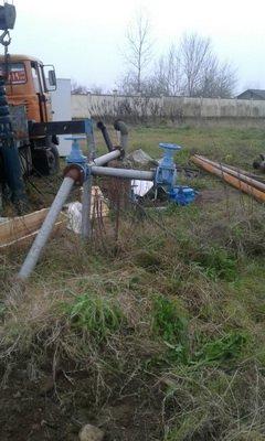 تقویت فشار آب شرب ۱۹ روستای شهرستان های فومن و صومعه سرا
