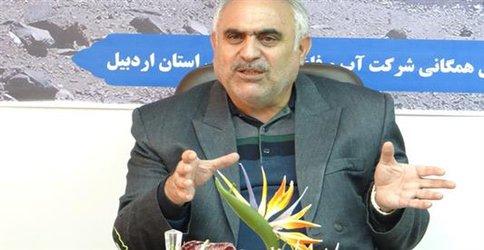 جلسه کمیته درآمد و وصول شرکت آبفار استان اردبیل برگزار گردید