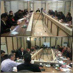 برگزاری کارگاه آموزشی برای مدیران شهرداری با حضور اساتید کشوری در محل شورای اسلامی شهر