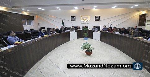 نهمین جلسه هیات مدیره سازمان برگزار شد+مصوبات