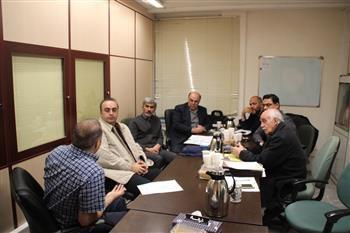 نحوه اخذ صلاحیت برای طراحی و نظارت گودبرداری و احداث سازه نگهبان در شورای مرکزی بررسی می شود