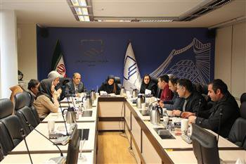 برگزاری جلسه گروه تخصصی معماری شورای مرکزی