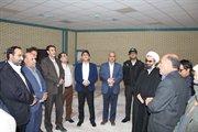 بهره برداری از مسجد جامع شهر آبدانان استان ایلام در دهه مبارک فجر