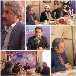برگزاری میز گرد خبری در خبرگزاری جمهوری اسلامی (ایرنا)