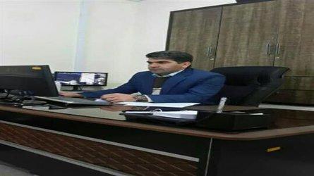 انتصاب سرپرست جدید اداره حفاظت محیط زیست شهرستان چرداول