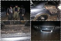تلاش متخلفان برای قاچاق چوب در چهارمحال و بختیاری ناکام ماند