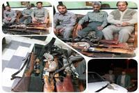 دستگیری شکارچی غیر مجاز به همراه دو قطعه کبک در منطقه حفاظت شده بحر اسمان